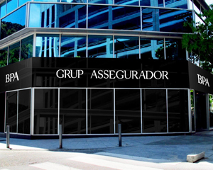 Edifici Grup Assegurador BPA - Assegurances